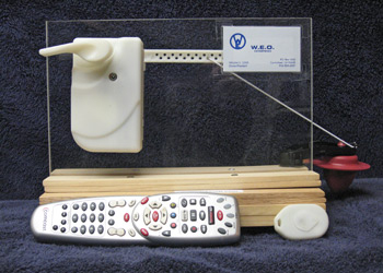 remote flush unit